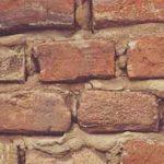 Alle Ziegel Steine Beton