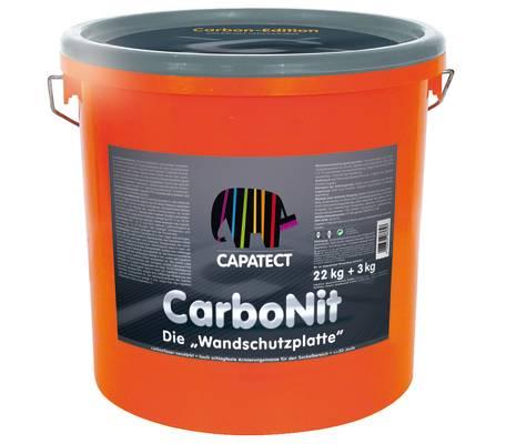 Capatect Carbonit Spachtelmasse für den Sockelbereich