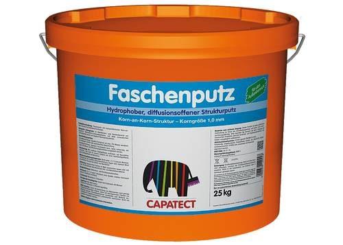 Capatect Faschenputz 1 mm für deine neu Fassade
