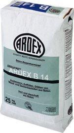 Ardex Reparaturmörtel B 14, Baufuzzi Bauwerkzeug, Maurerwerkzeug, Heimwerker, Malerwerkzeug, Klebeband, Abdeckmaterial, Baustoffhandel, Baustoffe, Onlineshop, Dämmstoffe