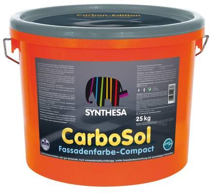 Carbosol Fassadenfarbe, Online Baustoffhandel Baufuzzi, Synthesa