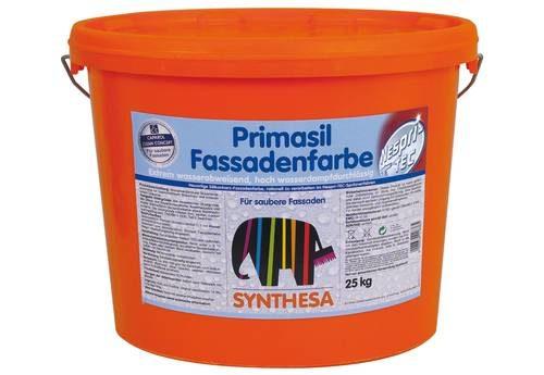 Synthesa Primasil Fassadenfarbe, Baufuzzi Baustoffshop
