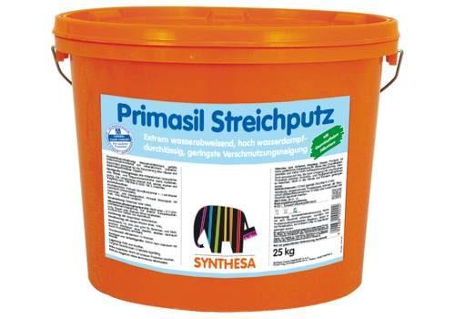 Synthesa Primasil Streichputz, Baufuzzi Baustoffhandel, Baustoffshop