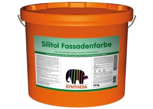 Synthesa Silitol Fassadenfarbe, Baufuzzi, Baustoffhandel, Baustoffe, Onlineshop, Baufuzzi, Baustoffshop, Heimwerker, DIY