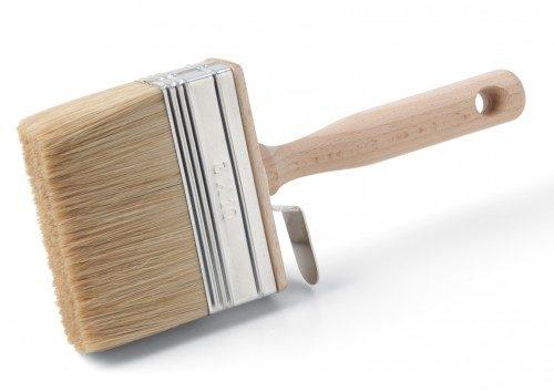 Baufuzzi, Werkzeug, Versiegelungsbürste, Bürste