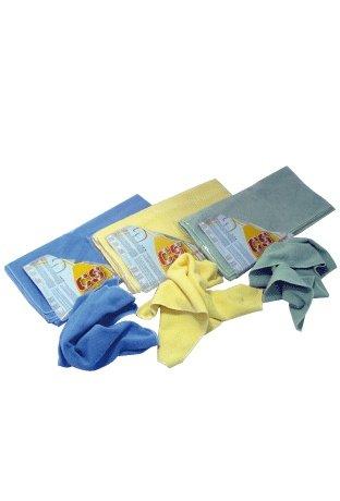 CLEAN & SHINE TOWEL - Wabenstrukturtücher