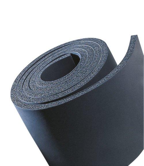 Wärmeisolierung & Kälteisolierung für Rohrleitungen und Kanäle - Kaiflex endlos Platte, Material: Vinyl Kautschuk