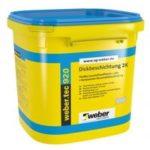 Weber.Tec 920 – Abdichtung Baufuzzi online Baustoffhandel Baustoffshop
