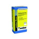 Weber.Floor 4031 Fließspachtel , Baufuzzi Baustoffhandel Onlineshop für Baustoffe