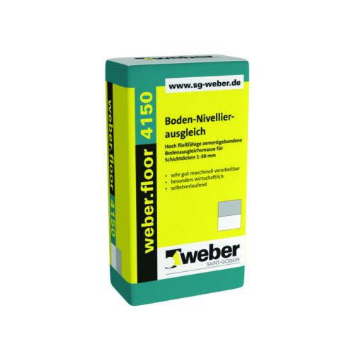 Weber.Floor 4150 Nivelliermasse
