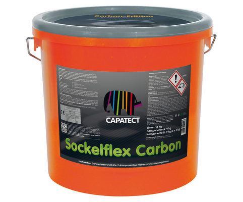Capatect Sockelflex Carbon Baufuzzi der Baustoffhandel im Internet