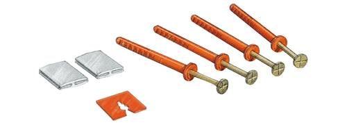 Capatect Montageset für Sockelschiene, Baufuzzi dein Onlineshop für Baustoffe, der Baustoffhandel für den Heimwerker in Österreich