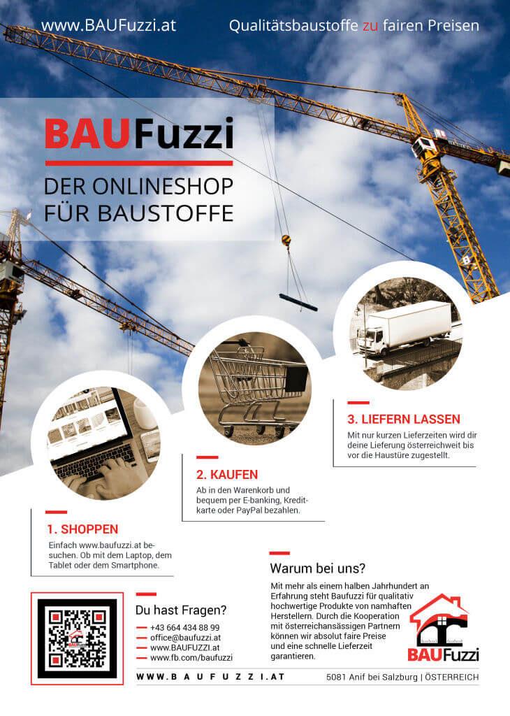 neuer flyer auf baufuzzi news baufuzzi. Black Bedroom Furniture Sets. Home Design Ideas