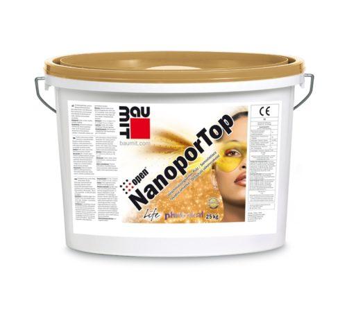 Baumit NanoporTop, Fassadenputz, Vollwärmeschutz, Fassadendämmung, Sanierung, Renovierung, Baufuzzi der Onlineshop für deine Baustoffe