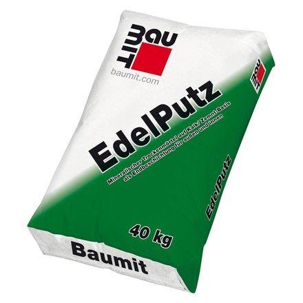 Baumit EdelPutz, Baufuzzi der Onlineshop für Baumaterial, Baustoffe, Dämmstoffe, Putze, Ziegel, Trockenbau, Gipskarton