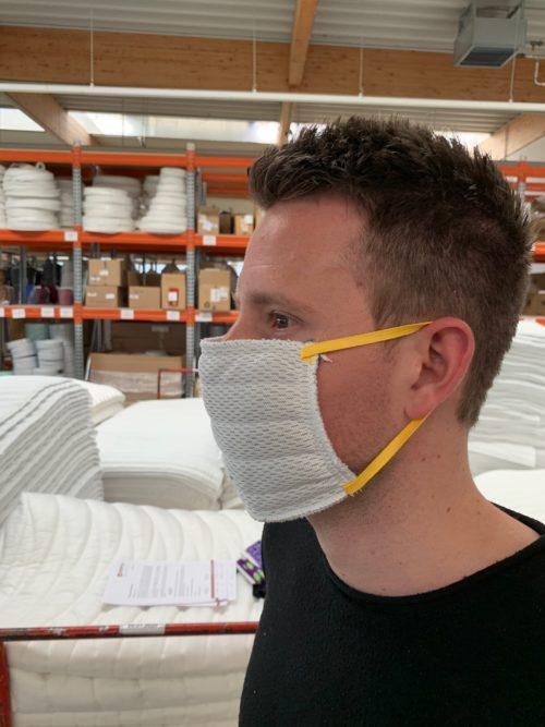 Hygiene-Komfort-Maske